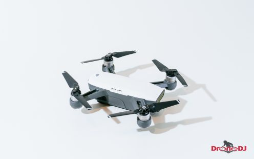 DroneDJ Review- The DJI Spark mini-drone packs a punch-12