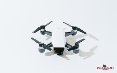 DroneDJ Review- The DJI Spark mini-drone packs a punch-13