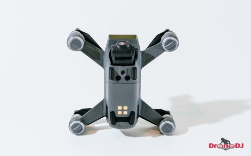 DroneDJ Review- The DJI Spark mini-drone packs a punch-22