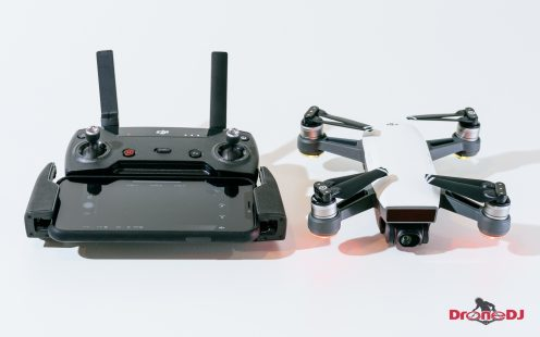 DroneDJ Review- The DJI Spark mini-drone packs a punch-31