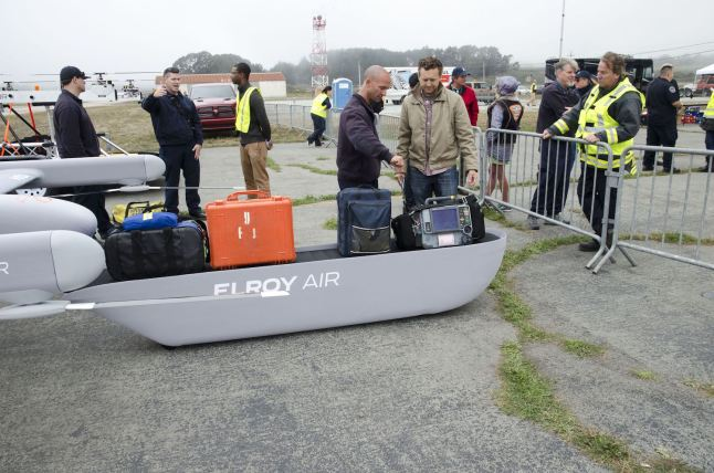 Elroy Air raises $4.6 million in funding for cargo drone 3