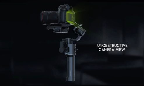 All-new DJI Ronin-S will be a game changer if DJI prices it right 12