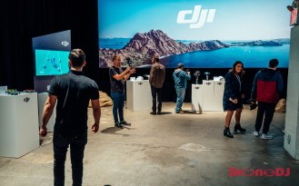 DJI Mavic Air Launch Event in NYC 0002