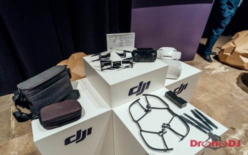 DJI Mavic Air Launch Event in NYC 0008