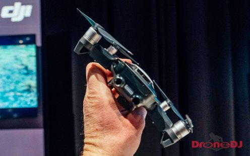 DJI Mavic Air Launch Event in NYC 0015
