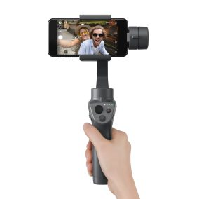 DJI reveals new Osmo Mobile 2 gimbal stabilizer ahead of CES 2018 0000