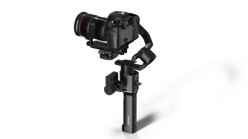 DJI reveals new Ronin S gimbal stabilizer ahead of CES 2018 0003