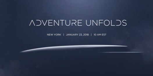 Drone maker DJI holding an event on Jan 23 in NYC to announce new gear