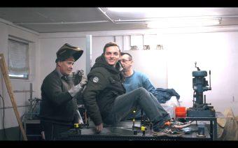 German engineering brings us the flying bathtub drone 0021