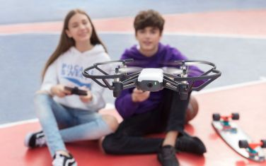 Intel and DJI technology in a $99 toy drone to be announced at CES 2018 3