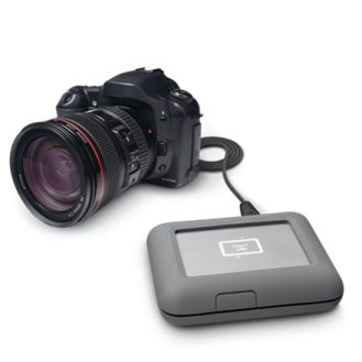 Seagate introduces LaCie 2TB DJI CoPilot portable harddrive at CES 2018 0001