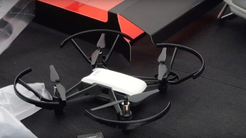 DJI Tello drone - The first customers in Asia are getting their hands on this toy drone 10001
