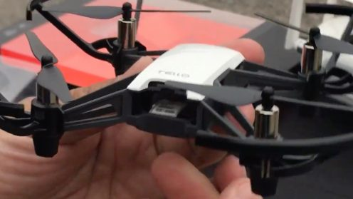 DJI Tello drone - The first customers in Asia are getting their hands on this toy drone 10004