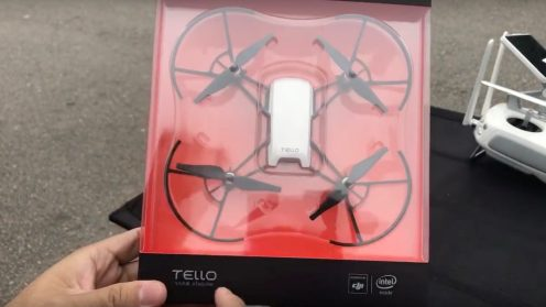 DJI Tello drone - The first customers in Asia are getting their hands on this toy drone 10007
