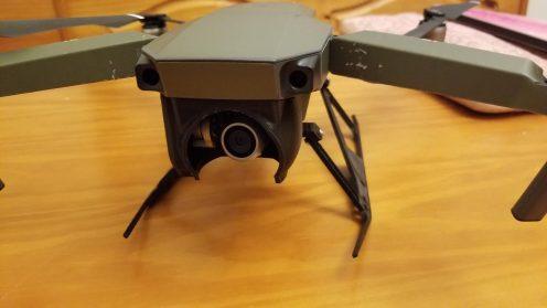 Smart, 3D printed landing gear for the Mavic Pro 5