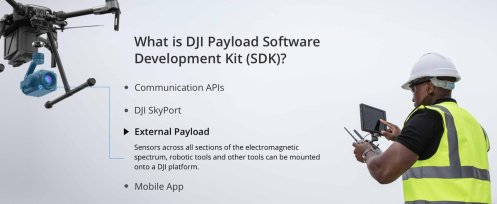 DJI onboard SDK and Skyport adapter 10
