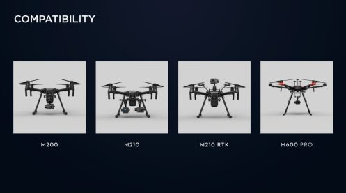 DJI Zenmuse XT2 - the new dual sensor camera with Flir 4