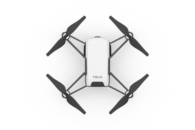 The Ryze Tello toy-drone is now available at DJI store 1