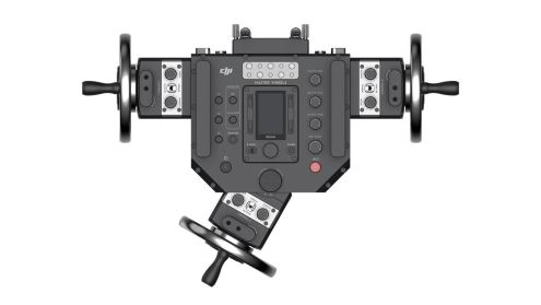 DJI introduces the Master Wheels at NAB 2018 0000