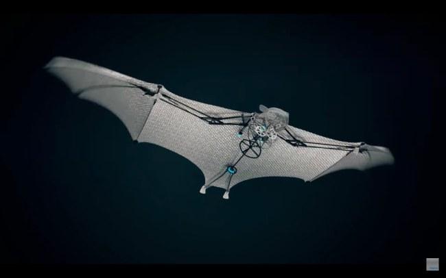 Meet Festo's semi-autonomous Bionic Flying Fox with a wingspan of more than 7 feet 0008