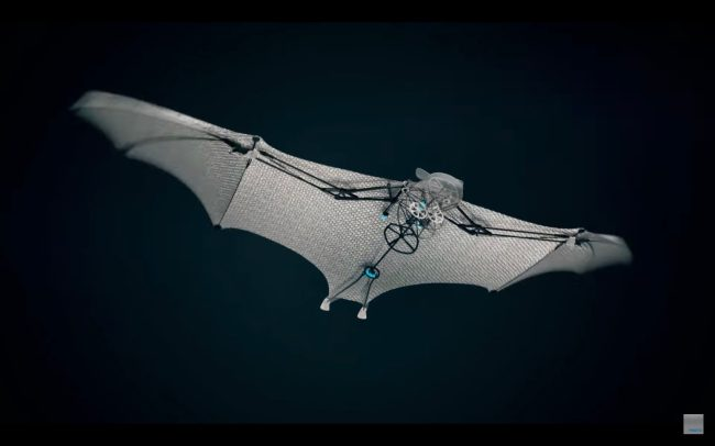 Meet Festo's semi-autonomous Bionic Flying Fox with a wingspan of more than 7 feet 0008
