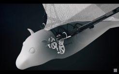 Meet Festo's semi-autonomous Bionic Flying Fox with a wingspan of more than 7 feet 0018