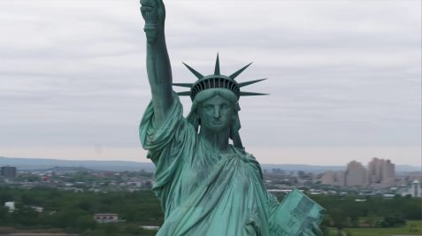 Casey Neistat's latest, amazing drone video of the Statue of Liberty in New York ignites discussion over FAA drone rules 2a