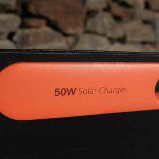DroneDJ review of the Jackery 240W Battery Charger and Solar Panel 0004