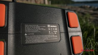 DroneDJ review of the Jackery 240W Battery Charger and Solar Panel 0010