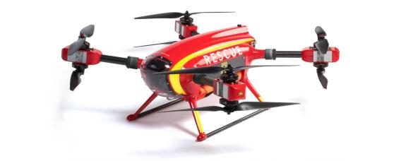 Auxdrone Lifeguard drone assists in the rescue of three people in Puerto de Sagunto, Spain 0003