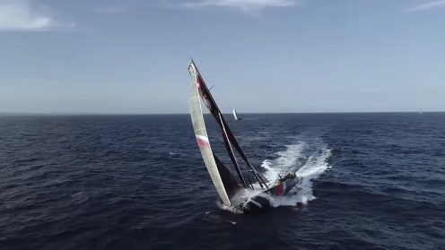 Check out the best drone video footage of the Volvo Ocean Race 0002
