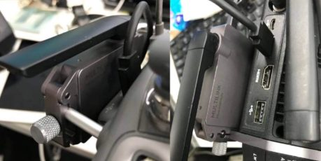 DJI Multilink connector for the Inspire 2 shows up in Amsterdam 7