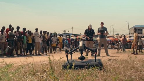 DJI lauches Pro brand and recognizes Yann Arthus-Bertrand as first DJI Master 0003