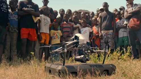 DJI lauches Pro brand and recognizes Yann Arthus-Bertrand as first DJI Master 0005