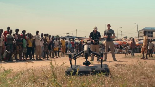 DJI lauches Pro brand and recognizes Yann Arthus-Bertrand as first DJI Master 0007