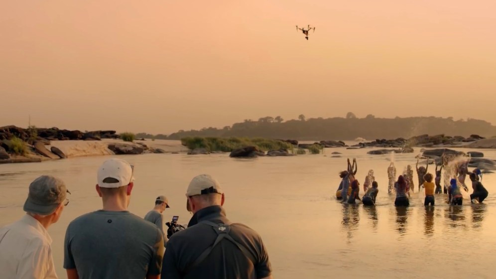 DJI lauches Pro brand and recognizes Yann Arthus-Bertrand as first DJI Master 0011