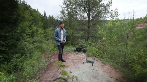Peter McKinnon takes the DJI Mavic 2 Pro on its maiden voyage [video]