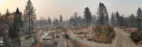 15 drone teams deployed after Camp Fire in Paradise CA copy
