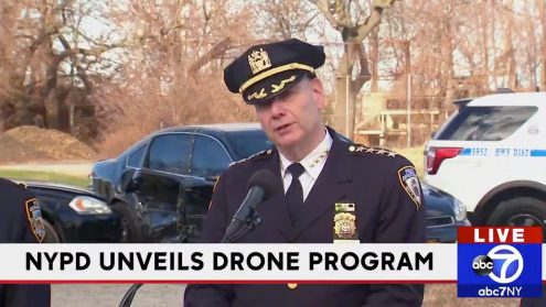 New York Police bought 14 DJI drones and trained 29 officers 0000