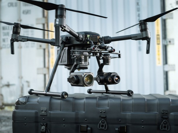 DJI's Matrice 200 V2 and Flighthub Enterprise for next level drone operations0000