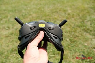 New DJI Digital FPV Transmission System with low latency and HD video for drone racing 0003