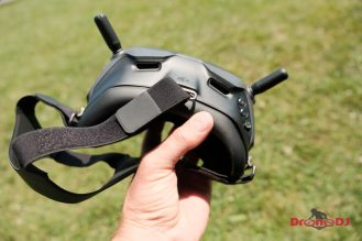 New DJI Digital FPV Transmission System with low latency and HD video for drone racing 0006