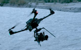 FreeFly introduces the Alta X - a foldable quadcopter with ActiveBlade 2
