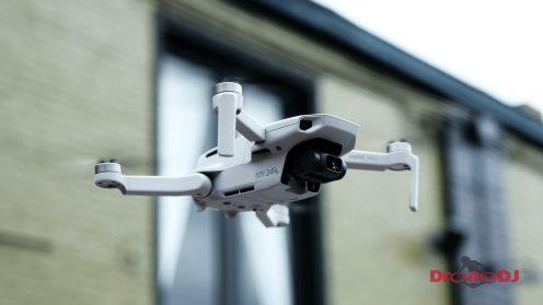 DJI Mavic Mini drone 249 grams the everyday flycam ;aunch event brooklyn NY October 2019 0018