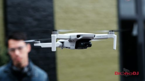 DJI Mavic Mini drone 249 grams the everyday flycam ;aunch event brooklyn NY October 2019 0020