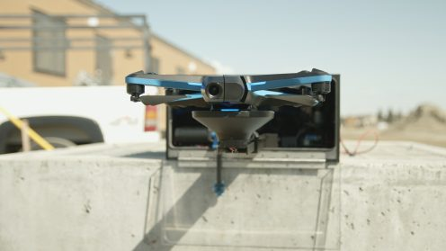 Skydio enters the commercial drone market with the Skydio 2 Dock 0003
