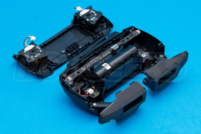 DJI-Mavic-Mini-drone-teardown-guide-repair-transmitter-casing-split-1200x801