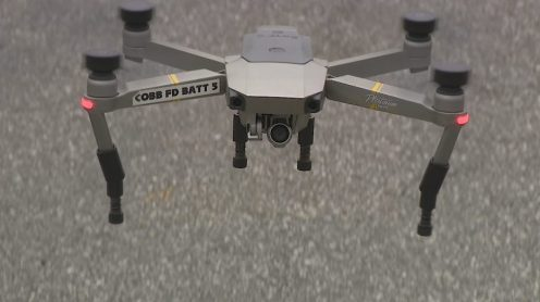 Over 100 pilots lift off during two-day GEMA and FEMA drone training event 1