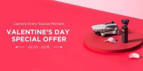Le offerte di San Valentino di DJI sono qui: Pocket 2, Mavic Air 2