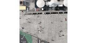 Il drone Inspire 2 utilizzato per salvare il Phantom 4 bloccato in Messico